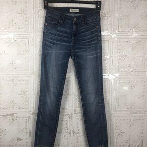 Madewell | High Riser Skinny Jean